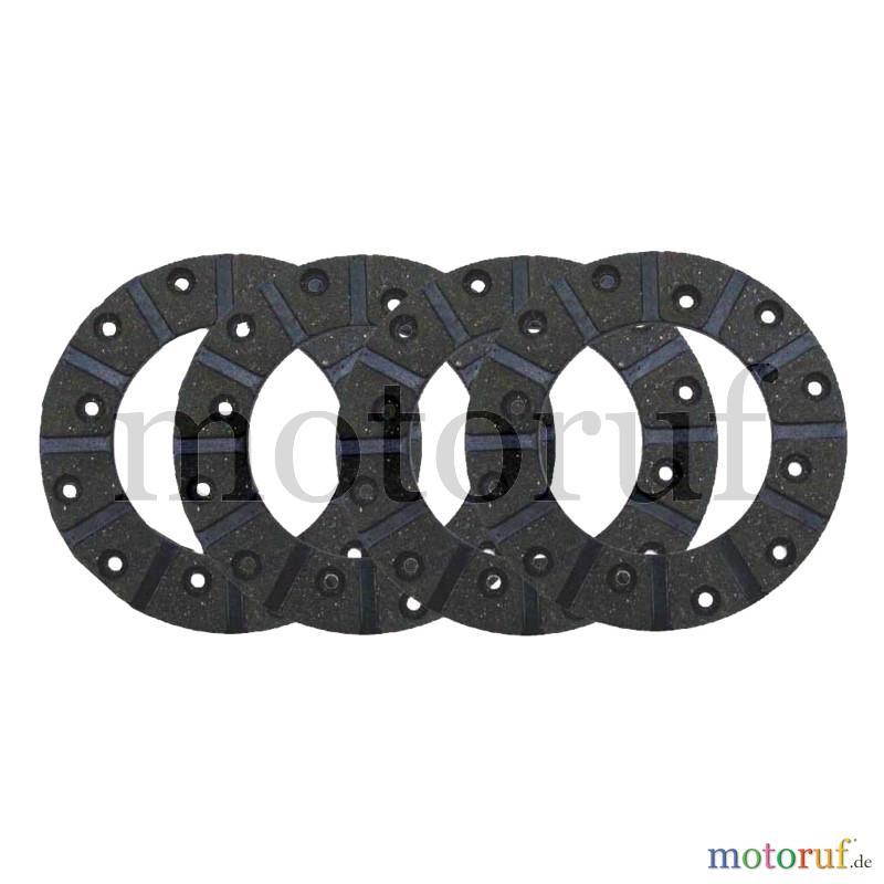 garniture de frein fr15402170 garniture de frein. Black Bedroom Furniture Sets. Home Design Ideas