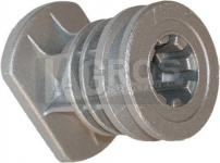 Hub With Pulley, Crankshaft Ø 22.2 for GGP and B&S Engines